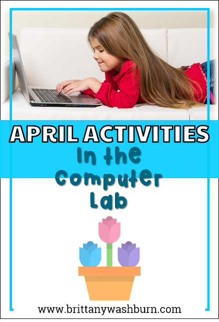 Normally these monthly blog posts are a round up of the activities that can be used for the month in the computer lab. Since schools are closed right now, we have to pivot a bit. Luckily, almost everything that makes a great computer lab lesson also makes a great distance learning activity! Check out these recommended digital resources for April.