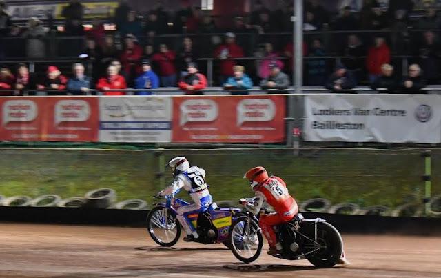 glasgow tigers speedway team motors ahead sponsorship help fan support