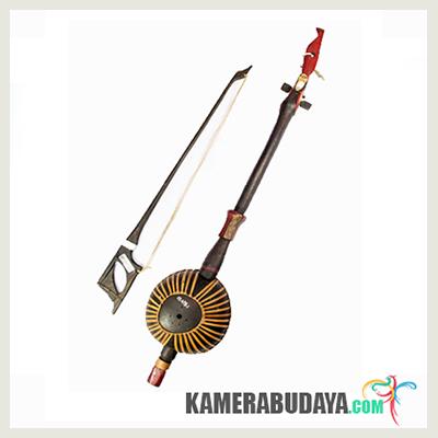 Rebab, Alat Musik Tradisional Dari Kalimantan Tengah