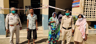 नशीले इंजेक्शन बेचने वाले 2 आरोपी गिरफ्तार