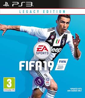 FIFA 19 PS3 Torrent