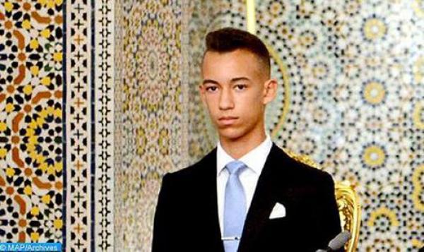 """ولي العهد الأمير """"مولاي الحسن"""" ينتقل للسكن بإقامة """"دار السلام"""""""