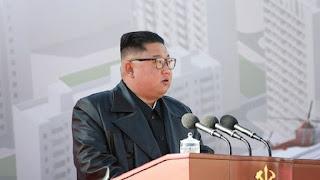 كيم جونغ أون يظهر للعلن لأول مرة منذ 11أبريل2020
