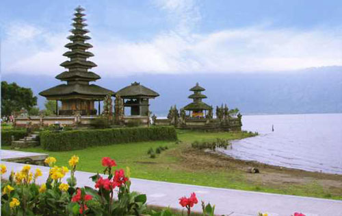 Amusing island of the Bali island with so many culture which are beauty
