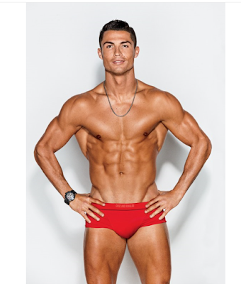 Cristiano Ronaldo tops GQ top 18 best celebrity bodies of 2016