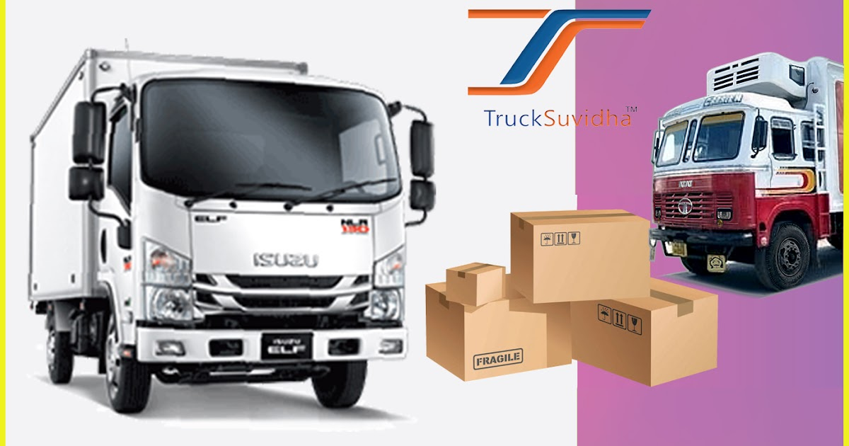 Experience the Packers and Movers Online Services From Our Truck Transportation Agency