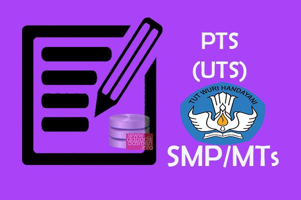 55+ Soal PTS UTS Bahasa Indonesia Kelas 7 Semester 1 SMP MTs Terbaru, Download Langsung Soal UTS/PTS Bahasa Indonesia Kurikulum 2013 Semester 1 Kelas 7