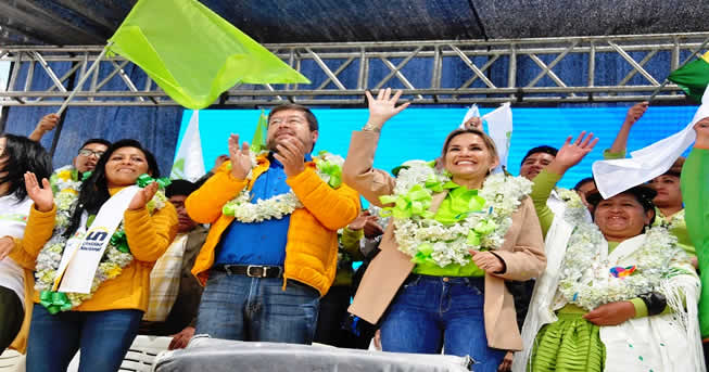 Alianza JUNTOS interpuso denuncia ante el TSE en contra del MAS por delitos electorales