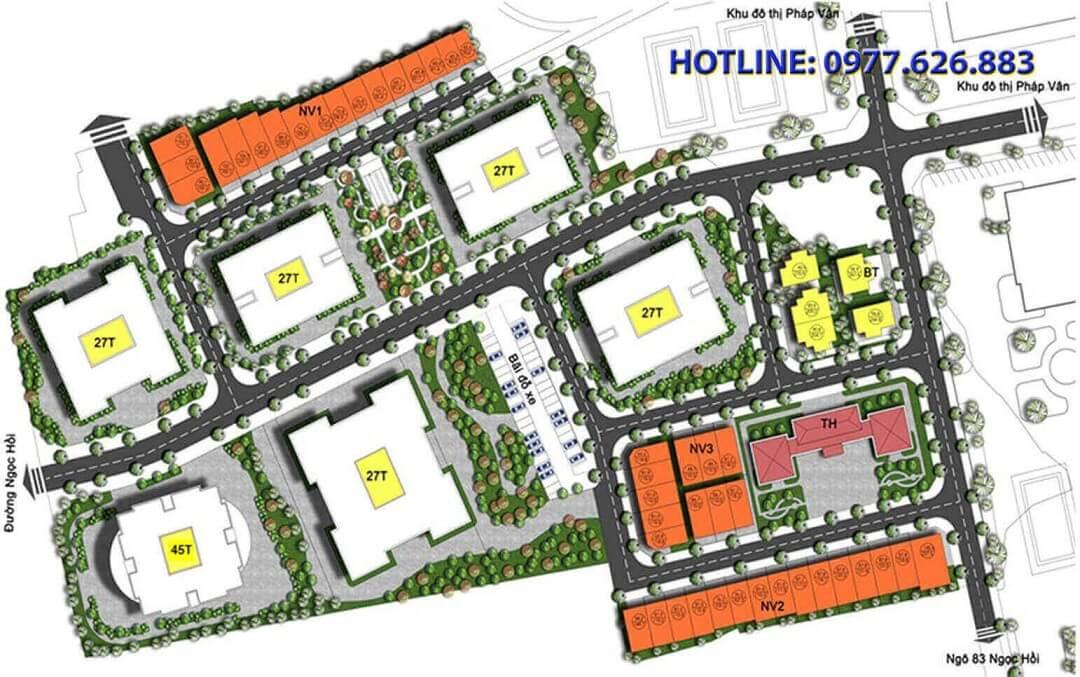 Ra mắt tòa DV02 dự án Rose Tower 79 Ngọc Hồi – Từ 1,2 tỷ/căn *
