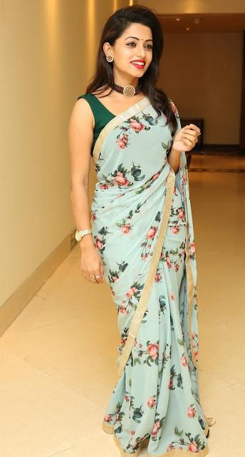 Actress Navya Swamy