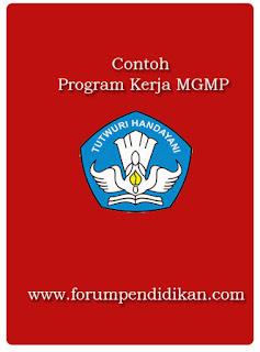 Contoh Program Kerja MGMP