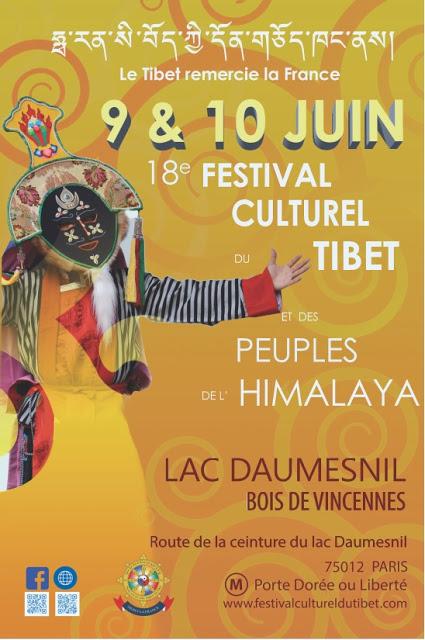 Festival du Tibet et des peuples de l'Himalaya