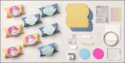 Let's Party Treat Packaging Kit