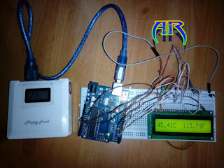How To Make a Thermometer using Arduino and LM35