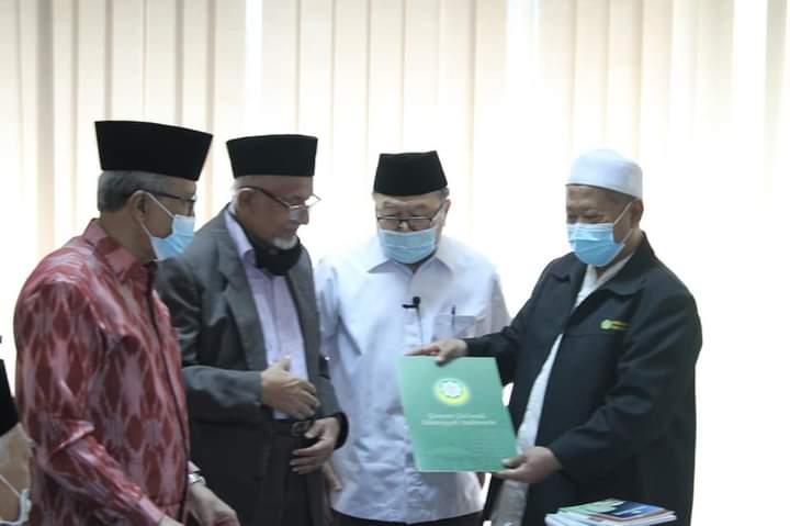 Prof. Didin Hafidhuddin Sahkan Susunan Pengurus Dewan Dakwah Pusat Periode 2020-2025