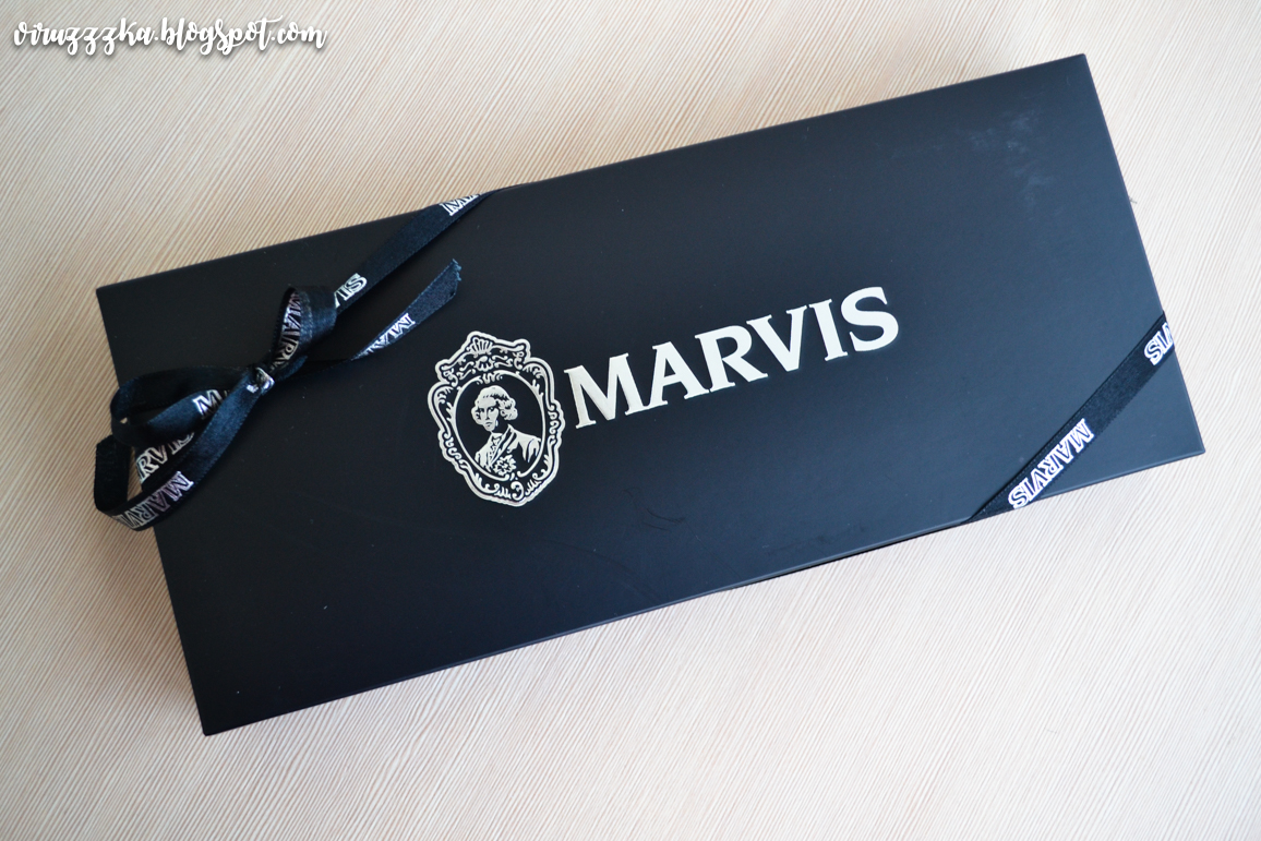 Marvis Toothpastes Review