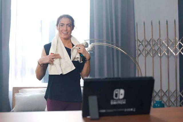 Bewegungsspiele mit der Nintendo Switch