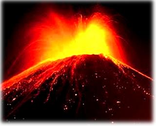 Pengertian Lava dan Pengertian Lahar
