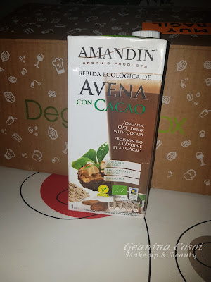 Amandín bebida de avena Caja Degustabox - Octubre ´16