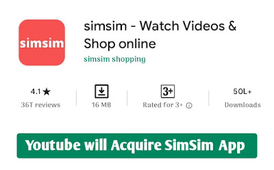 YouTube will acquire this Indian Video hi e-commerce platform, Know what is the company's planning?
