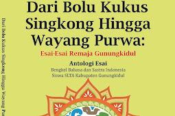 DARI BOLU KUKUS SINGKONG HINGGA WAYANG PURWA Antologi Esai (2017)