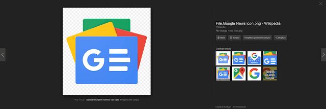 Cara Membuat Gambar Postingan Di Blogger Dengan Mudah - Cara Mendownload Gambar di Google