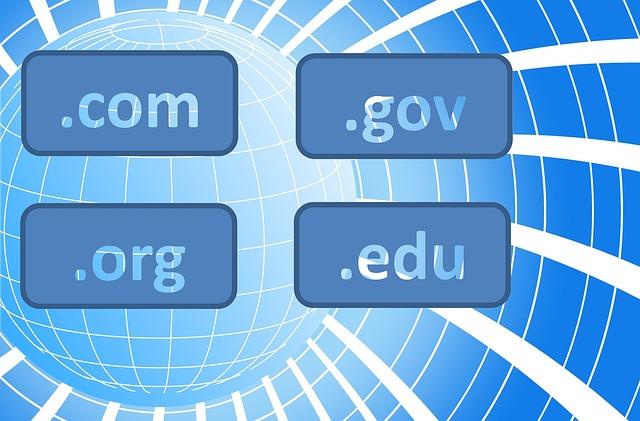 menghubungkan domain