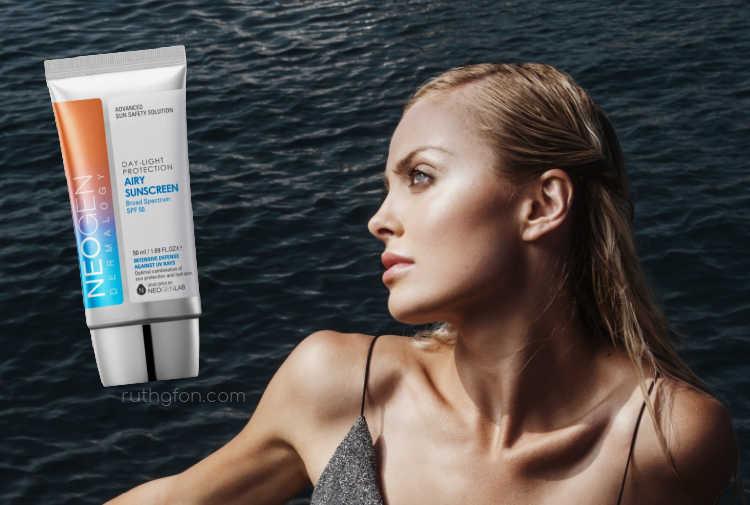 Day-Light Protection Airy Sunscreen de Neogen Dermalogy
