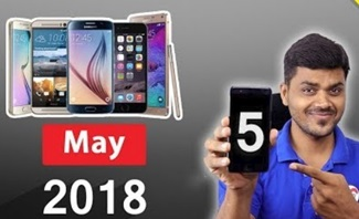 Top 5 Upcoming Mobile May 2018 | Tamil Tech