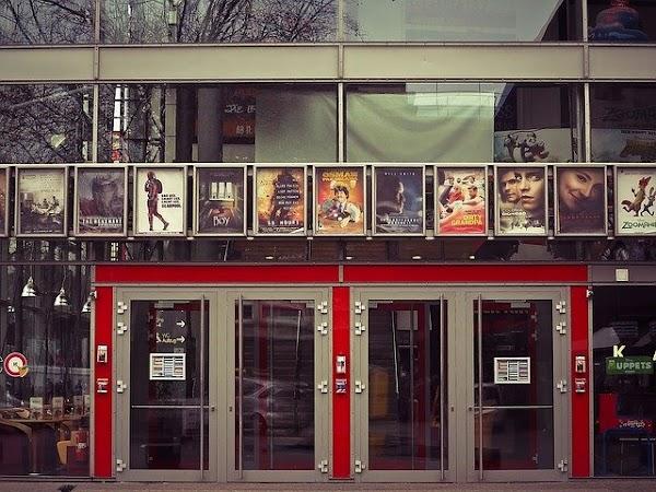 No, el cine no desaparecerá | por Claude Forest