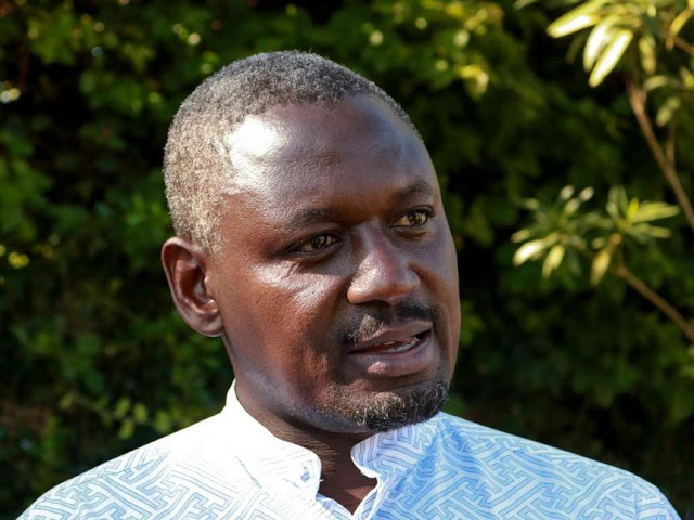 Otiende Omollo mocks John Mbadi trending photo