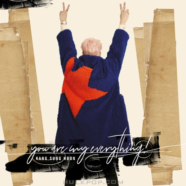 Kang Sung Hoon – You Are My Everything – Single