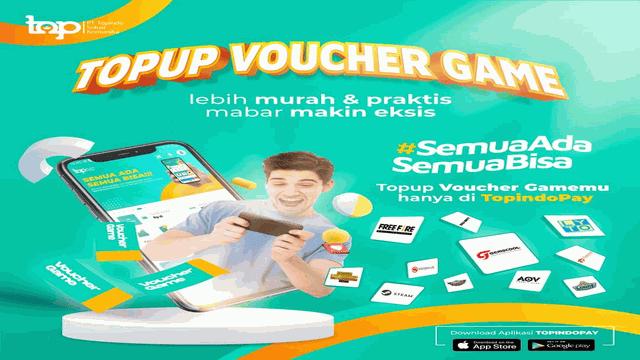 Daftar Harga Voucher Game Online Paling Murah Topindopay