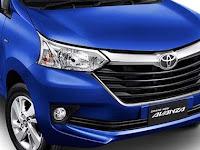 Harga Bemper Mobil Toyota Avanza Tipe E, G, dan Veloz Terbaru