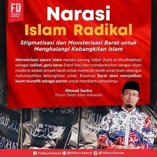 NARASI ISLAM RADIKAL