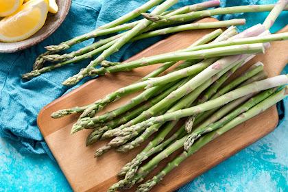 Manfaat Asparagus Mencegah Racun dan Kanker