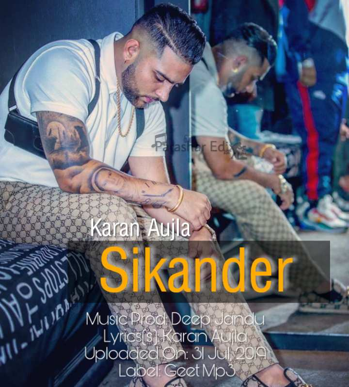 Karan Aujla | Sikander Mp3 Song Download on mr jatt - Latest