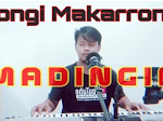 "Lirik lagu Toraja ""Madingin"""