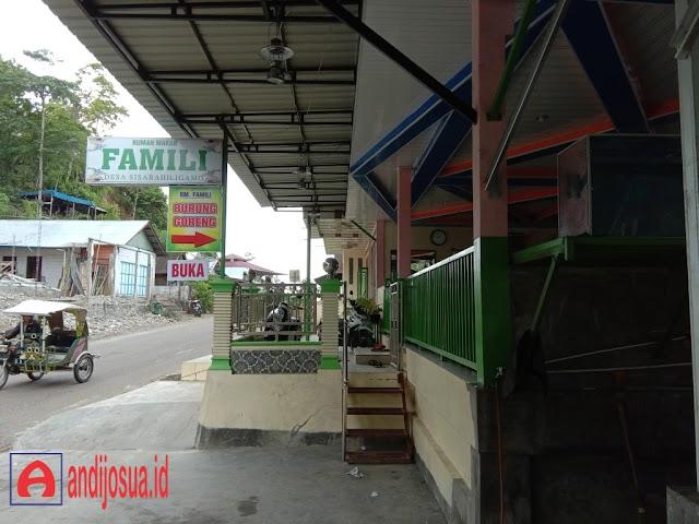 Rumah Makan Famili, Gunungsitoli