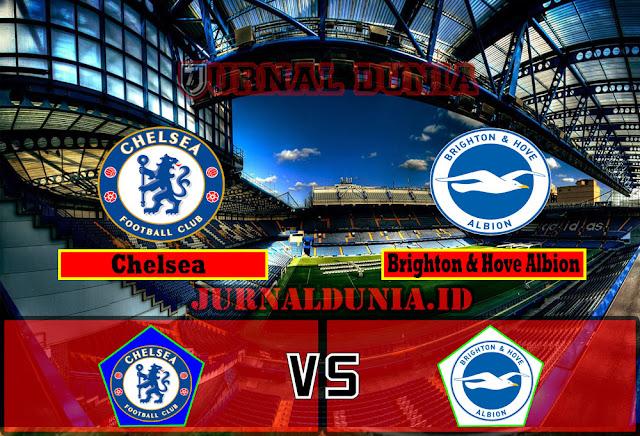 Prediksi Chelsea vs Brighton & Hove Albion , Rabu 21 April 2021 Pukul 02.00  WIB