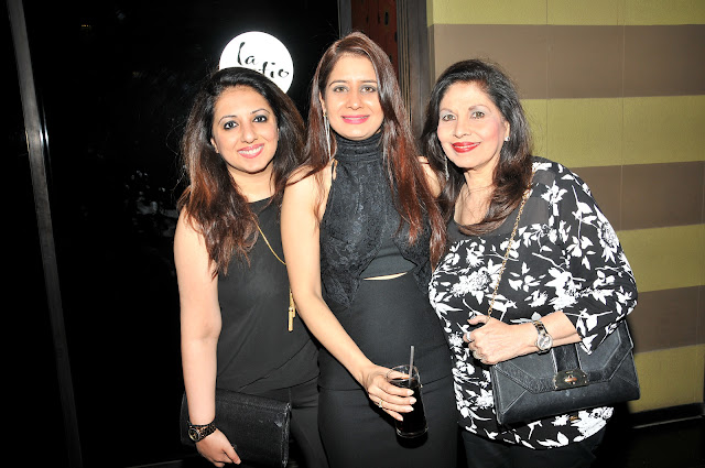 Natasha with Munisha & her mother