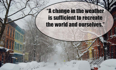 weather quotes - quotes about weather