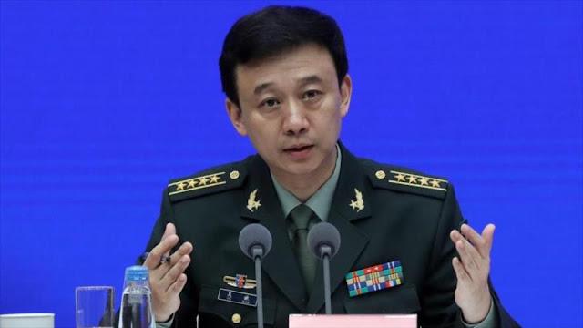 China llama a EEUU a dejar de tensar la situación en mar disputado