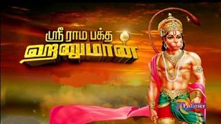 Sri Rama Bhaktha Hanuman 19-02-2020 Polimer TV Serial