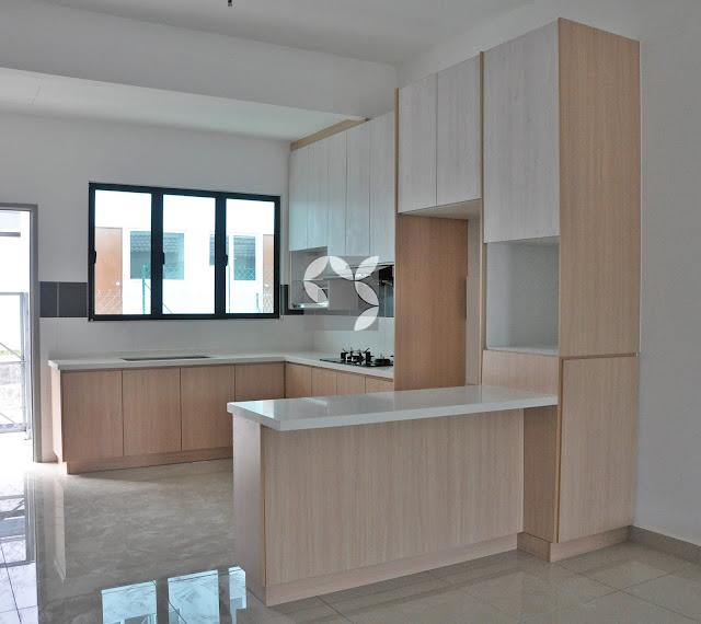Sophie Al Yahya Pemasangan Kitchen Cabinet Wardrobe Di Teluk Panglima Garang