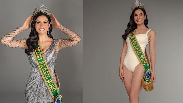 Júlia Gama es Miss Brasil 2020