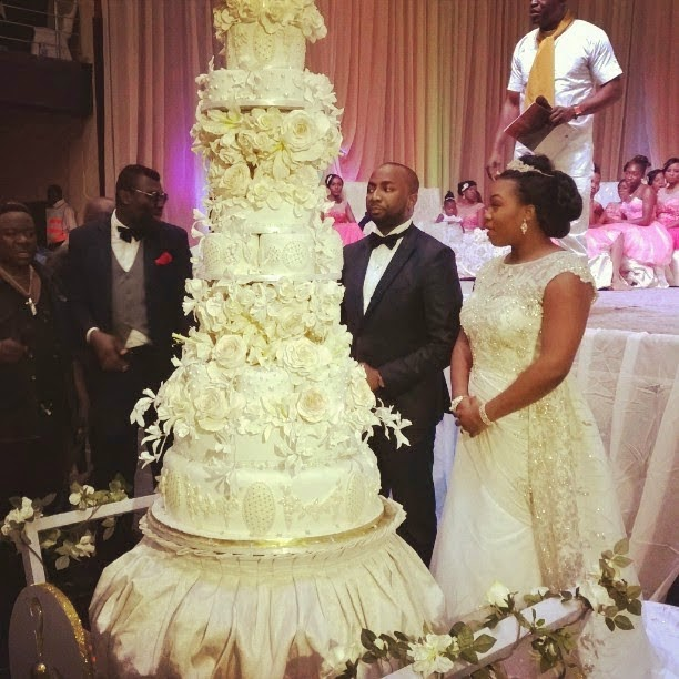 Modele Wedding Cake