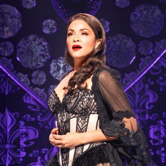 Karen Olivo renunció a Moulin Rouge