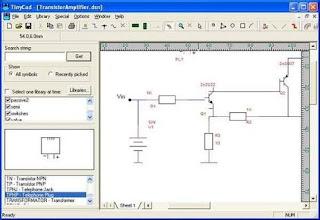 Software Design Scematic Diagram Rangkaian Elektronika