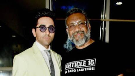 Ayushmann Khurrana flies to Guwahati to shoot for Anubhav Sinha's spy thriller